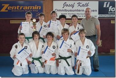 Bayerische1 Judo 20.04.10